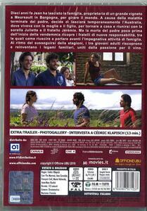 Ritorno in Borgogna (DVD) di Cédric Klapisch - DVD - 2