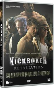 Kickboxer 2. Retaliation (DVD) di Dimitri Logothetis - DVD