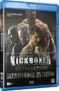 Kickboxer 2. Retaliation (Blu-ray) di Dimitri Logothetis - Blu-ray