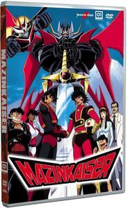 Mazinkaiser. La serie completa (3 DVD) di Masahiko Murata - DVD