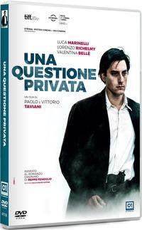 Cover Dvd Una questione privata (DVD)