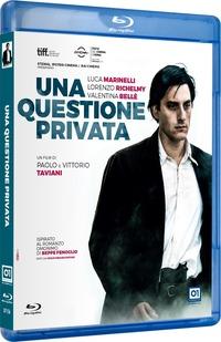 Cover Dvd Una questione privata (Blu-ray)