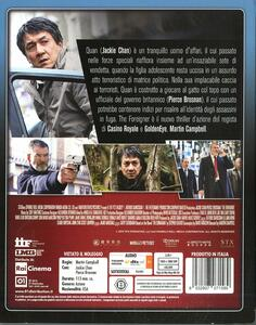 The Foreigner (Blu-ray) di Martin Campbell - Blu-ray - 2