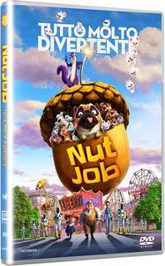 Nut Job. Tutto molto divertente (DVD) di Cal Brunker - DVD