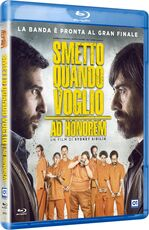 Film Smetto quando voglio. Ad honorem (Blu-ray) Sydney Sibilia