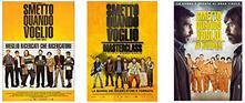 Smetto quando voglio. La trilogia (3 DVD) di Sydney Sibilia