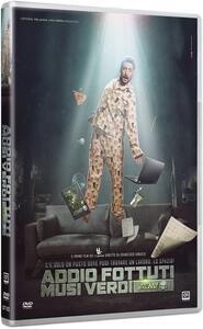 Addio fottuti musi verdi (DVD) di Francesco Capaldo - DVD