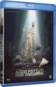 Addio fottuti musi verdi (Blu-ray) di Francesco Capaldo - Blu-ray