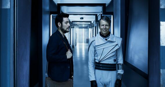 Addio fottuti musi verdi (Blu-ray) di Francesco Capaldo - Blu-ray - 7