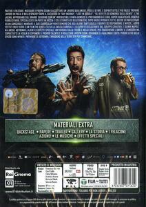 Addio fottuti musi verdi (Blu-ray) di Francesco Capaldo - Blu-ray - 11