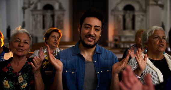 Addio fottuti musi verdi (Blu-ray) di Francesco Capaldo - Blu-ray - 10