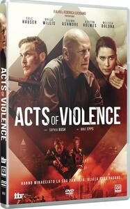Acts of violence (DVD) di Brett Donowho - DVD