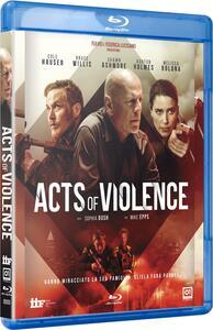 Acts of violence (Blu-ray) di Brett Donowho - Blu-ray
