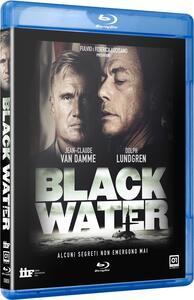 Black water (Blu-ray) di Pasha Patriki - Blu-ray