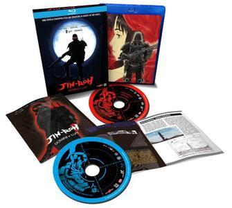 Jin-Roh. Uomini e lupi (Blu-ray) di Hiroyuki Okiura - Blu-ray - 2