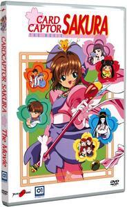 Card Captor Sakura. The Movie (DVD) di Morio Asaka - DVD