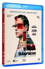 Film Suburbicon. Dove tutto è come sembra (Blu-ray) George Clooney
