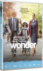 Wonder (DVD) di Stephen Chbosky - DVD