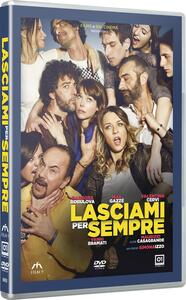 Lasciami per sempre (DVD) di Simona Izzo - DVD