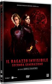 Cover Dvd Il ragazzo invisibile. Seconda generazione (DVD)
