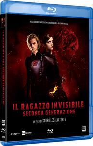 Film Il ragazzo invisibile. Seconda generazione (Blu-ray) Gabriele Salvatores