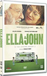 Ella & John (DVD) di Paolo Virzì - DVD