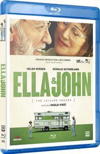 Film Ella & John (Blu-ray) Paolo Virzì