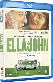 Ella & John (Blu-ray) di Paolo Virzì - Blu-ray