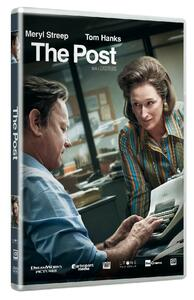 The Post (DVD) di Steven Spielberg - DVD