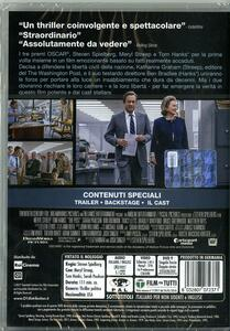 The Post (DVD) di Steven Spielberg - DVD - 2
