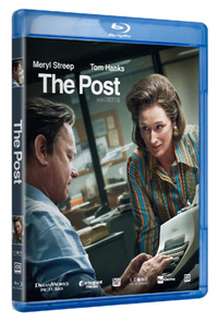 Cover Dvd The Post (Blu-ray)