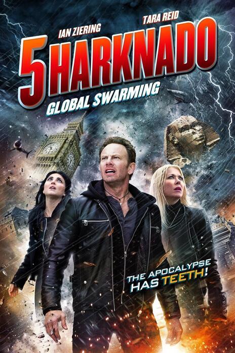 Sharknado 5 (DVD) di Anthony C. Ferrante - DVD