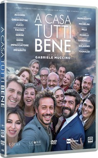 Cover Dvd A casa tutti bene (DVD)