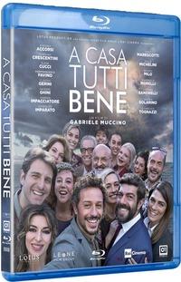 Cover Dvd A casa tutti bene (Blu-ray)