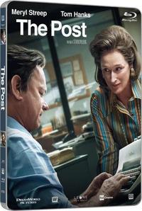 Cover Dvd The Post. Con Steelbook (Blu-ray)