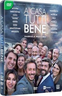 Cover Dvd A casa tutti bene. Con Steelbook (DVD)