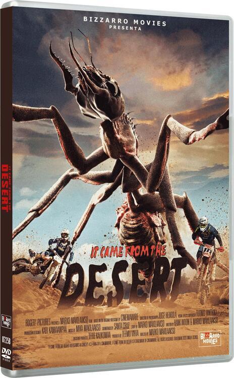 It Came from the Desert (DVD) di Mark Arnold,Vanessa Grasse,Claudia Trujillo - DVD