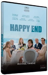 Cover Dvd Happy End (DVD)