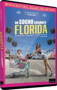 Un sogno chiamato Florida (DVD) di Sean Baker - DVD