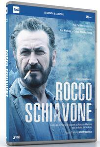 Film Rocco Schiavone. Stagione 2. Serie TV ita (2 DVD) Giulio Manfredonia