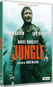 Jungle (DVD) di Greg McLean - DVD