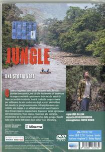 Jungle (DVD) di Greg McLean - DVD  - 2