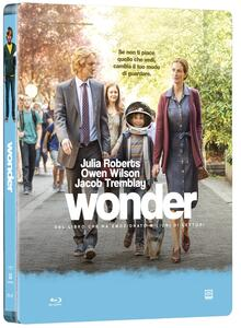 Film Wonder. Con steelbook (Blu-ray) Stephen Chbosky