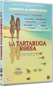 La tartaruga rossa (DVD) di Michael Dudok de Wit - DVD