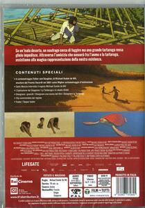 La tartaruga rossa (DVD) di Michael Dudok de Wit - DVD - 2