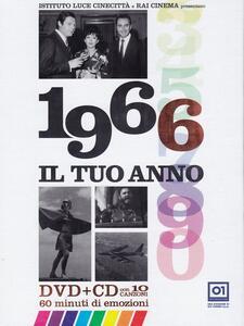 Il tuo anno. 1966 - DVD