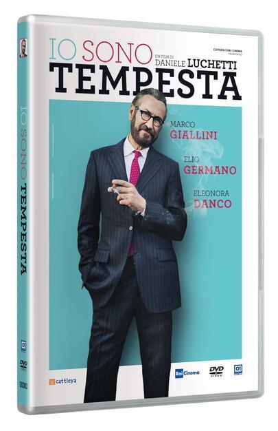 Io Sono Tempesta Dvd Dvd Film Di Daniele Luchetti Commedia Ibs