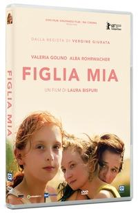 Cover Dvd Figlia mia (DVD)