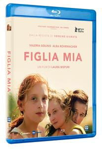 Figlia mia (Blu-ray) di Laura Bispuri - Blu-ray