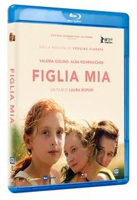 Cover Dvd Figlia mia (Blu-ray)